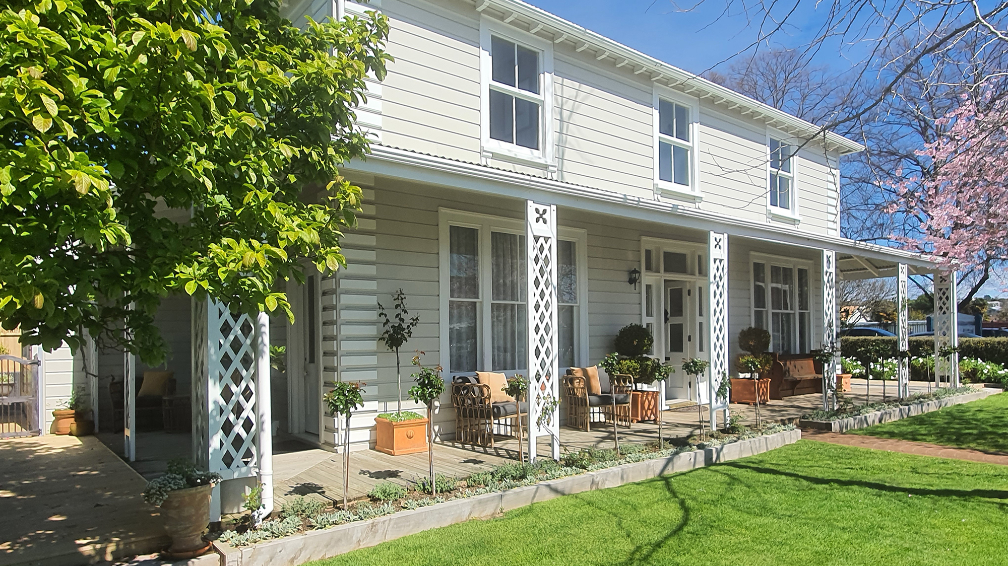 Nelson New Zealand Historic Home for Sale
